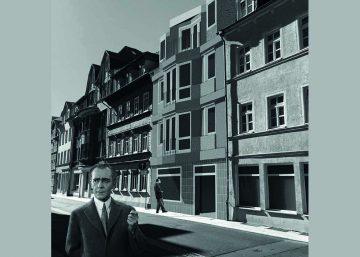 Bildquelle: © Beyer - Schubert Architekten Die Architekten des Eisenacher Architekturbüros Beyer - Schubert Architekten zeigen in ihrem Entwurf eine Mehrschichtige Lösung für die lange Lücke der Sophienstraße 51.