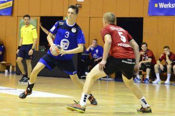 Bildquelle: © Frank Arnold • sportfotoseisenach / ThSV Eisenach Julus Brenner contra Mirko Brachmann (Nr. 5)