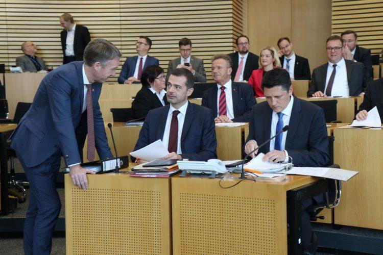 Bildquelle: © Büro Raymond Walk Raymond Walk mit CDU Fraktion