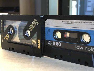 """Bildquelle: © C. Tschaar, Wartburg-Radio """"Alles Neu!?"""" hieß es ab 9. November 1989 - zwei Systeme prallten aufeinander und mussten den Weg zueinander finden."""