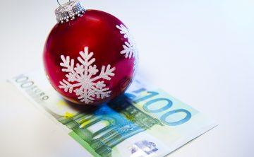 Bildquelle: © NGG Bescherung zum Jahresende: Auch Mini-Jobber haben Anspruch auf ein Weihnachtsgeld, wenn der Chef den anderen Mitarbeitern im Betrieb ein solches zahlt. Darauf weist die Gewerkschaft NGG hin.