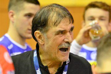 Bildquelle: sportfotoeisenach Darauf sind alle in Eisenach besonders stolz: Auch in der nächsten Saison heißt ihr Coach Sead Hasanefendic