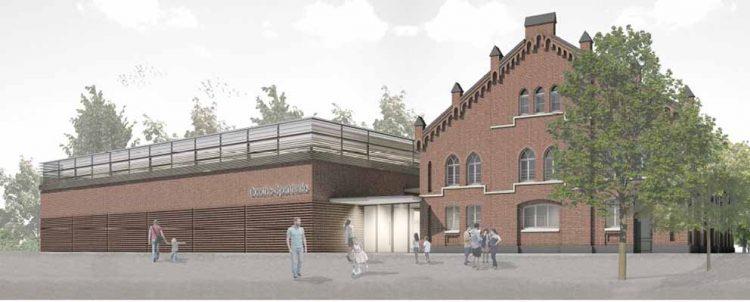 Bildquelle: © Pewka Architekten / Stadtverwaltung Eisenach Goethehalle
