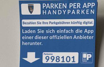 Bildquelle: © Stadt Eisenach Beispiel-Aufkleber